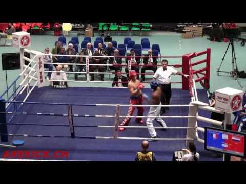 WAKO World Championships 2009: Finale Fullcontact -67kg: Oleg Zaytsev (RUS) Vs. Edmond Mebenga (NCD)