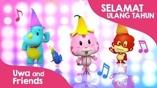 Selamat Ulang Tahun - Lagu Anak Indonesia 90 an
