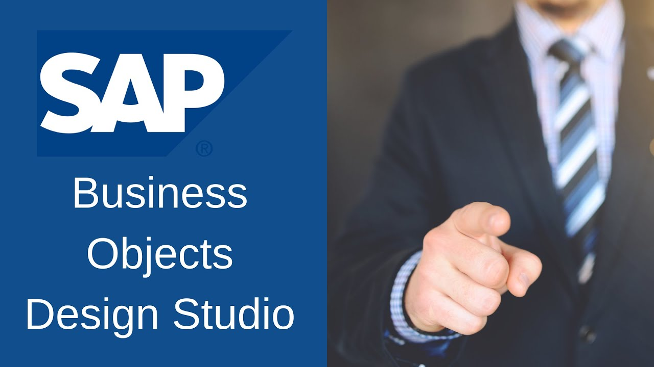 Sap businessobjects design studio youtube for Bo architecture 4 1