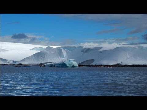 UK study claims Antarctic ice more stable than thought