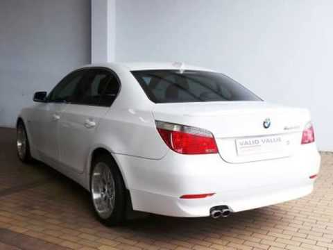 2006 bmw 5 series 530i a t e60 auto for sale on auto trader south africa youtube. Black Bedroom Furniture Sets. Home Design Ideas