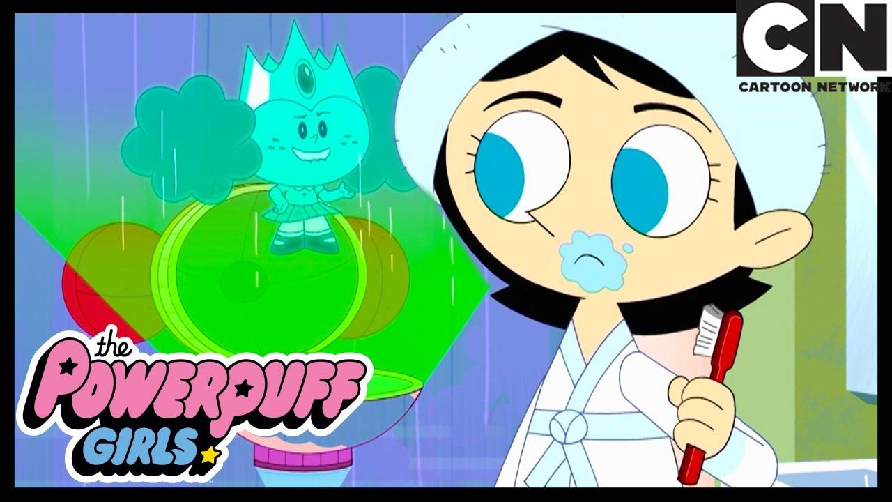 Festa de aniversário | As Meninas Superpoderosas | Cartoon Network 🇧🇷