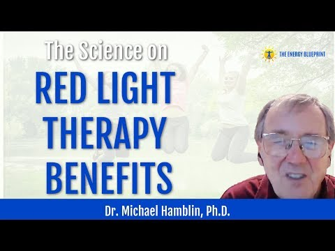 The Science On Red Light Therapy Benefits w/ Dr. Michael Hamblin, Ph.D. and Ari Whitten