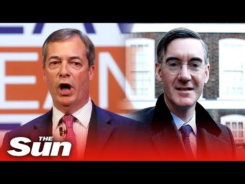 Farage and Rees-Mogg