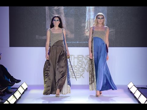 Eleni Kyriacou - The Amphipolis Muse #AXDW