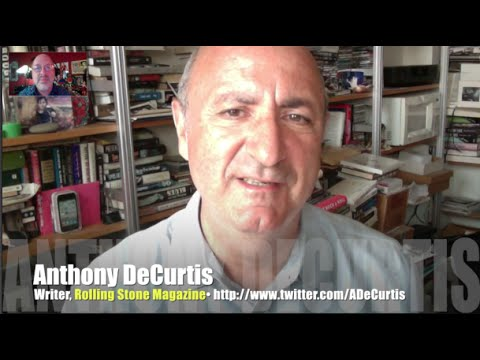 Rolling Stone writer Anthony DeCurtis tackles Lou Reed! INTERVIEW