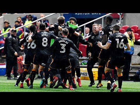 HIGHLIGHTS | Bristol City 1-2 Wolves