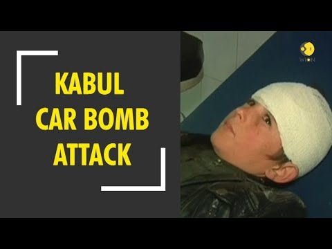 Car bomb hits UK contractor's compound in Kabul