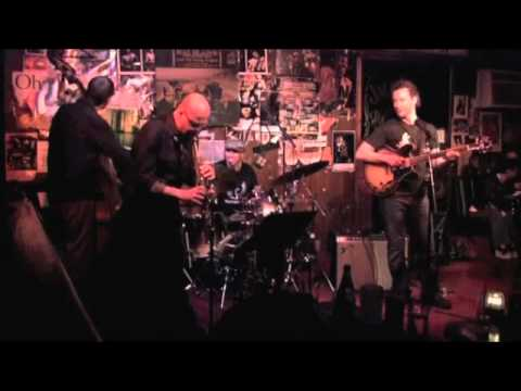"Adam Rogers Quartet at The Baked Potato ""Impressions"""