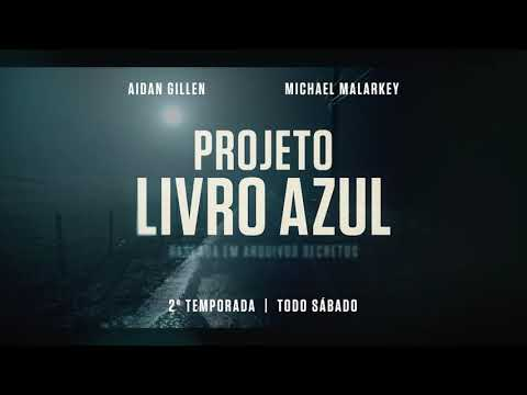 HistoryChannel ProjetoLivroAzul OnAir 200406