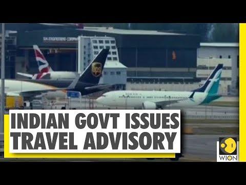 Coronavirus Outbreak: Indian govt issues fresh travel advisory   WION News   World News