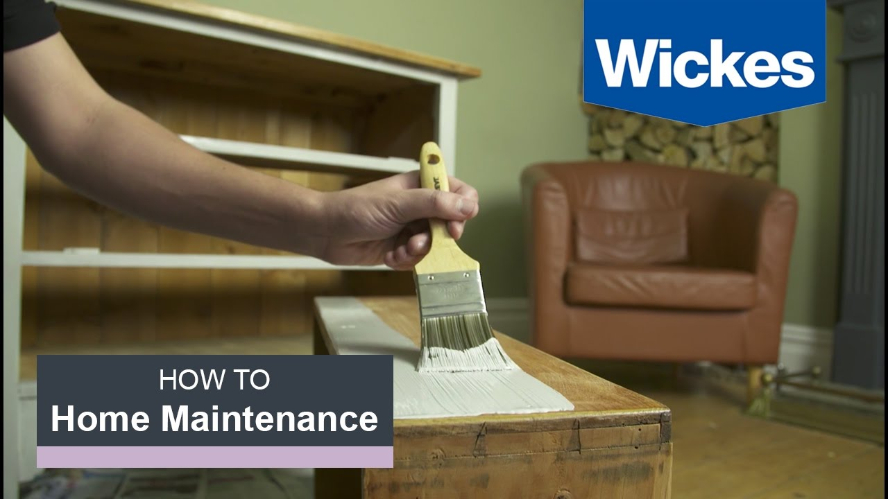 How To Upcycle Your Old Furniture With Wickes