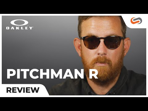 Oakley Pitchman R Review   Round Sunglasses!! 💥🔥🔥