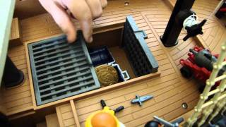 Playmobil Pirate piraten FILM