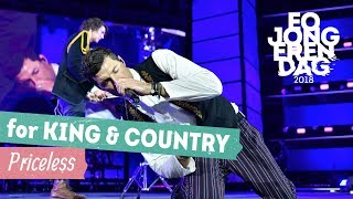 for KING & COUNTRY - PRICELESS [LIVE at EOJD 2018]