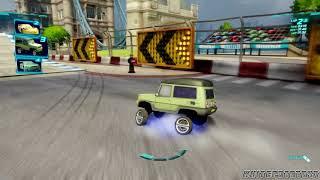 Cars 2: The Video Game   Miles Axelrod - Hyde Tour!   WhitePotatoYT!
