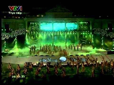 Festival Biển Nha Trang 2013 - Hò biển - Nhóm Lửa Việt