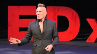 R is for rock 'n' roll: John Robb at TEDxSalford