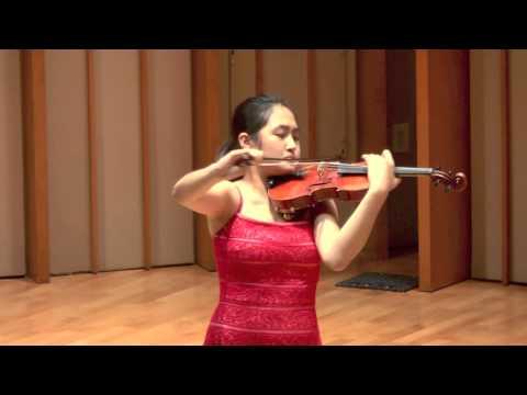 EDOUARD LALO Symphonie Espagnole, Op. 21, I. Allegro non troppo