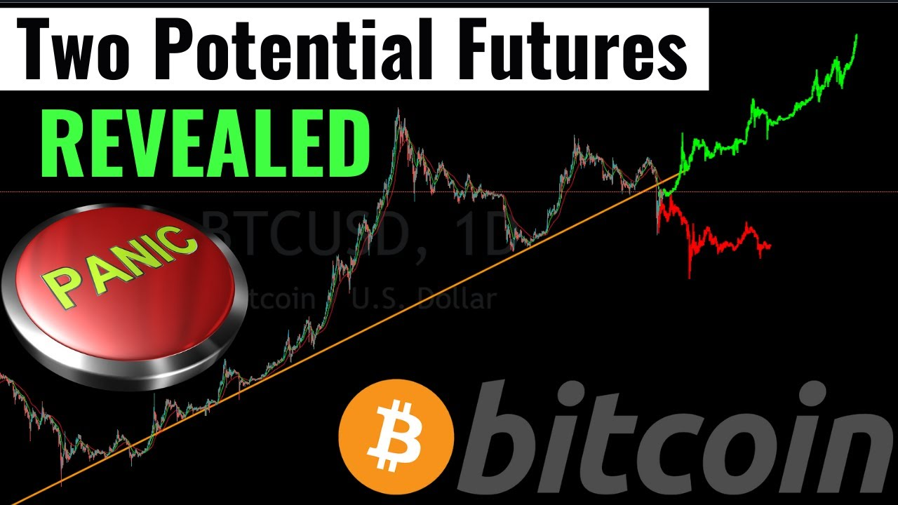 Two Potential Futures For BITCOIN IN APRIL 2020 1