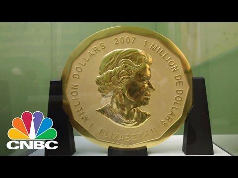 Massive Gold Coin Taken In Berlin Heist: Bottom Line | CNBC