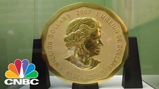 Massive Gold Coin Taken In Berlin Heist: Bottom Line   CNBC
