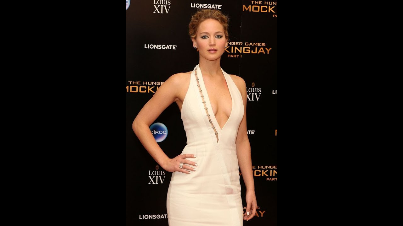 Jennifer Lawrence - Photoshoot - YouTube