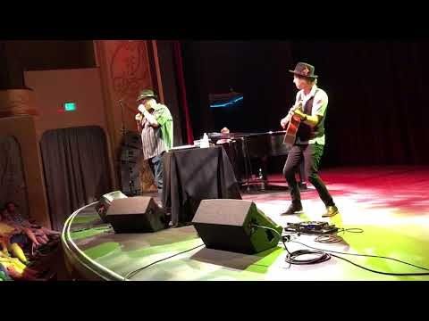 Carolina Blues - Blues Traveler featuring Jon MacLennan - Lyric Theatre in Stuart Florida