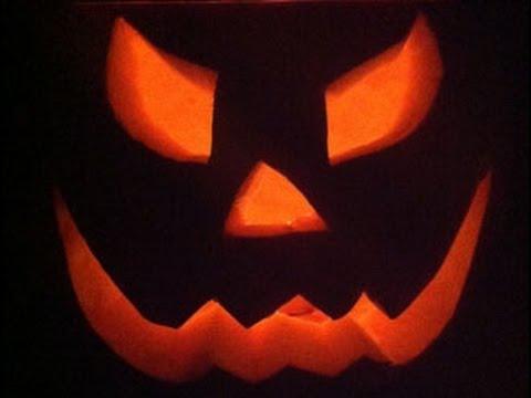 Come Intagliare Una Zucca Di Halloween Tutorial