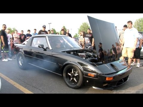 7 Second RX7