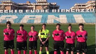 Apulia Trani contro il sessismo nel mondo del calcio