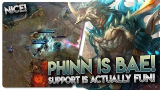 PHINN IS SO FUN!! Vainglory 5v5 [Ranked] Gameplay - Phinn |Captain| Gameplay