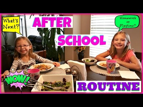 AFTER SCHOOL ROUTINE - Magic Box Toys Collector