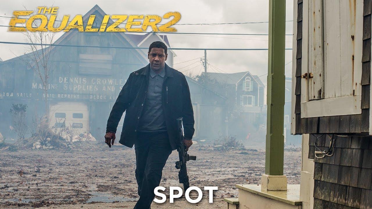 Equalizer 2 Kino