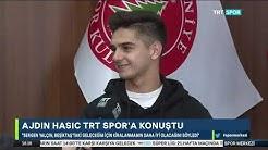 Ajdin Hasic: Sergen Yalçın, Beşiktaş'taki geleceğim için kiralanmamın daha iyi olacağını söyledi
