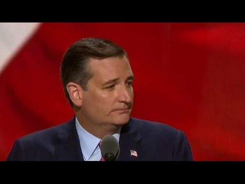 Ted Cruz Booed During RNC Speech