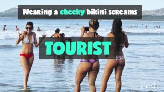 Where in the world can you wear Brazilian bikinis? thumbnail