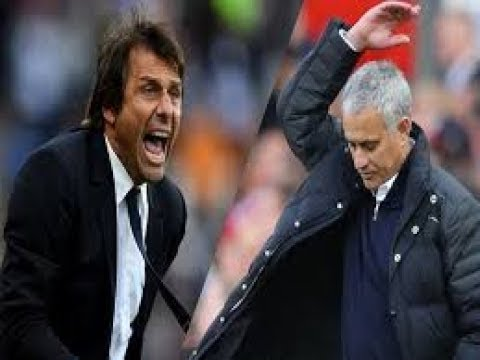 Man Utd news: Manager Mourinho admits bad blood with Conte is over