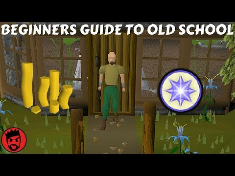 A Beginners Guide to Old School Runescape