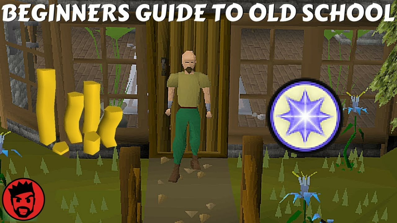 Old School RuneScape: OSRS Mobile Released With Cross