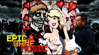 Zombie Love Song Your Favorite Martian Cover feat Audrey Alexis // Epic Game Music