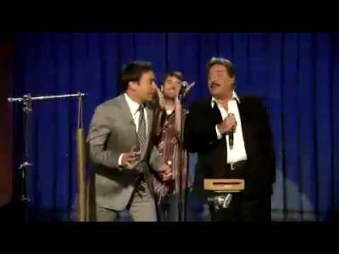 Knock Three Times- Tony Orlando with Jimmy Fallon & Will Forte