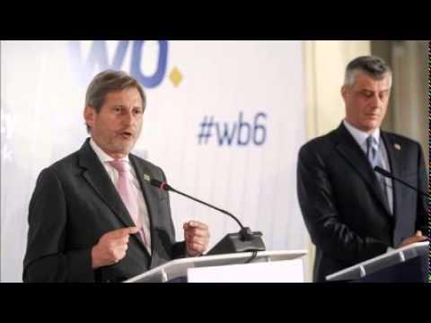EU to invest 1 billion euros in Balkan infrastructure