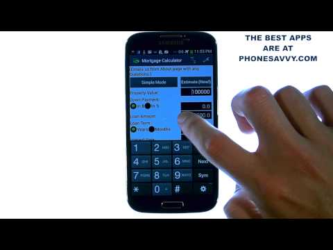 Mortgage Auto Loan Calculator - App Review - Home and Auto Shoppers Must Have