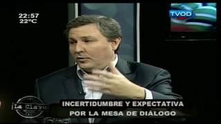 Incertidumbre y expectativa por la mesa de diálogo Parte 3