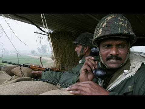 Five Indian soldiers killed along border with Pakistan, says India