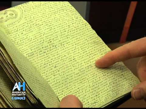 C-SPAN Cities Tour - Salt Lake City: Journals of Wilford Woodruff