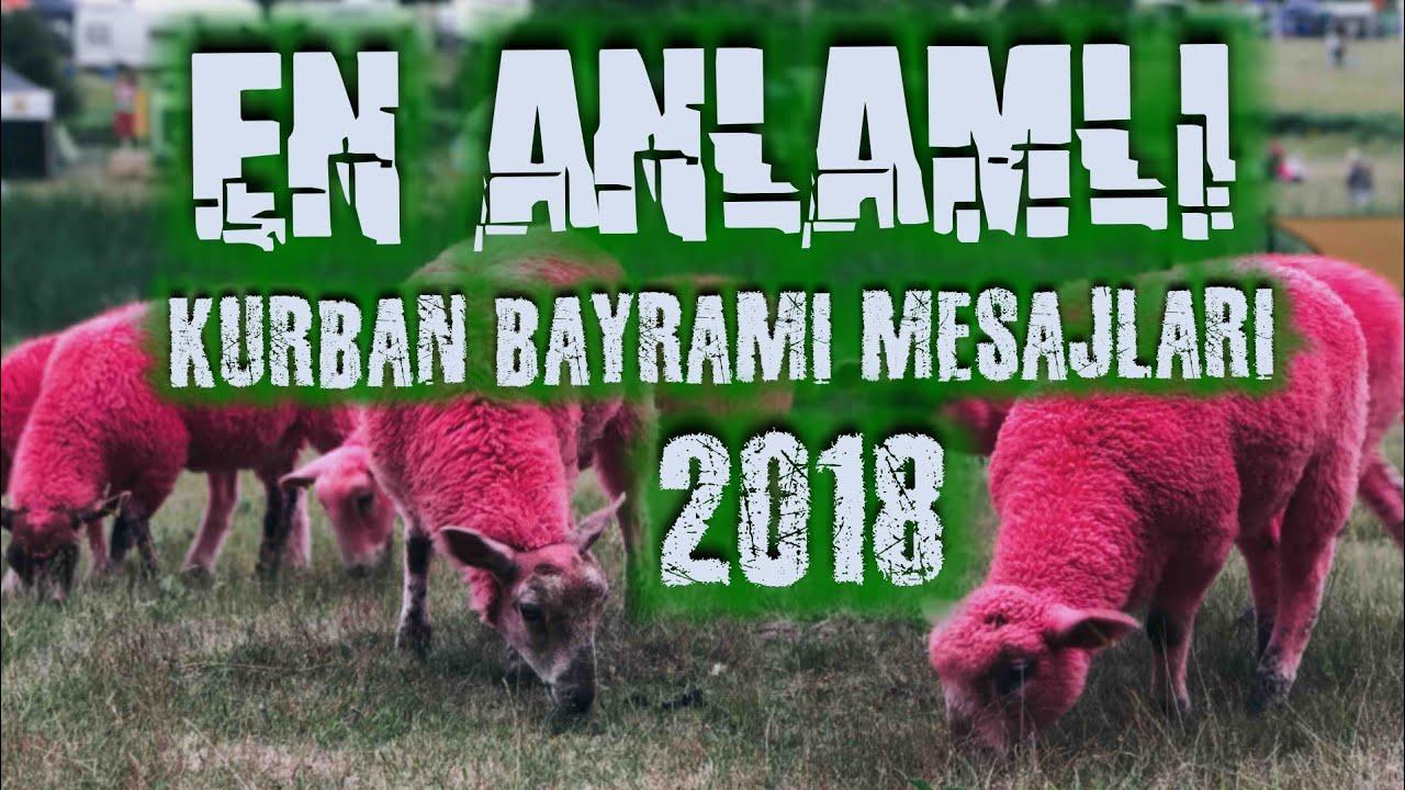 Kurban bayramı mesajları 2019 kısa