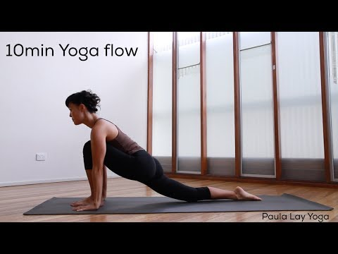 10min Yoga Flow Sequence