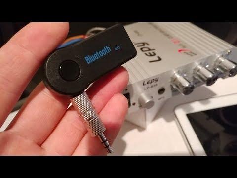 Мини Bluetooth трансмитер с 3.5 мм жак HF14 10